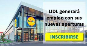 Lidl invierte 70 M€ en abrir nuevas tiendas