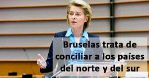 Bruselas lanza un plan de recuperación con subsidios y préstamos