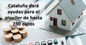 Cataluña destinará 14,5 millones en ayudas para el alquiler