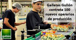 Galletas Gullón apuesta por la creación de empleo