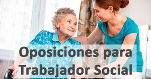 Oposiciones para Trabajador Social