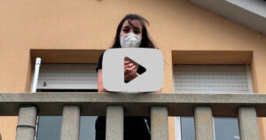 María, sin derecho al voto por tener COVID: «se está atentando contra nuestros derechos»