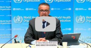La OMS advierte de un grave empeoramiento de la pandemia de coronavirus