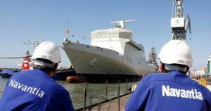 Navantia ofrece 25 empleos en Cádiz
