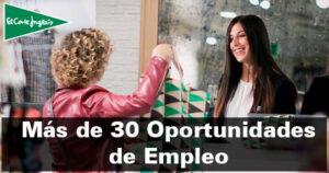Nuevas Oportunidades de empleo en El Corte Inglés