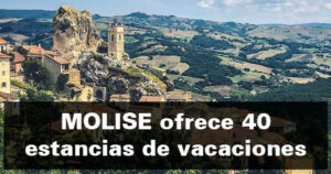 Un pueblo italiano ofrece 40 estancias de vacaciones ¡GRATIS!