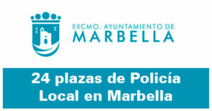 24 plazas de Policía Local en Marbella (Málaga)