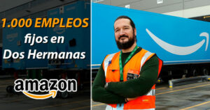 Amazon en Dos Hermanas comienza a funcionar