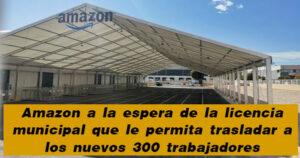 Amazon creará 300 empleos en Leganes