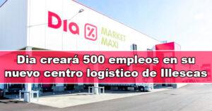 La nueva plataforma logística de Illescas (Toledo), que creará 500 empleos