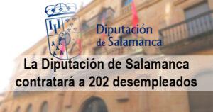 Salamanca contratará a 202 desempleados para obras y servicios de interés general