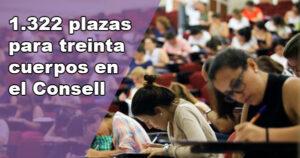 Valencia: Oferta de Empleo Público de 2020