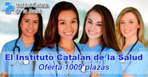1.009 plazas en la Oferta de Empleo Público del ICS