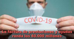 60.000 millones en la factura de prestaciones y ayudas