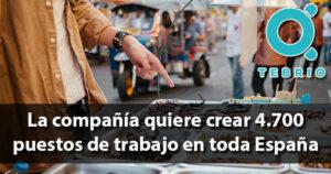 Tebrio creará 900 empleos en Salamanca