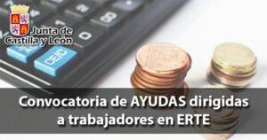 La Junta de Castilla y León pagará 7 euros por cada día en ERTE