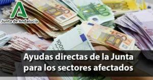 Moreno anuncia 732 millones en ayudas directas para los sectores afectados