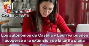 Los autónomos de Castilla y León ya pueden acogerse a la extensión de la tarifa plana financiada por la Junta