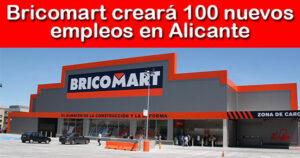 Bricomart abrirá su nuevo centro en Alicante creando 100 empleos