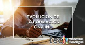 Evolución de la Formación Online con Tech universidad tecnológica en tiempos de COVID