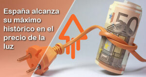 España es el país de la UE donde más se encarece la electricidad