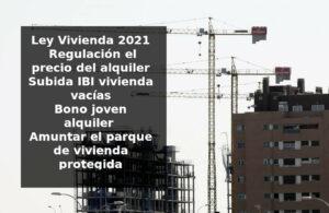 Ley de Vivienda 2021
