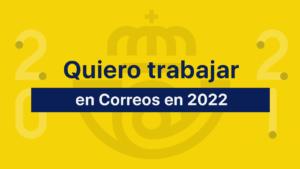 Lo que se sabe sobre las oposiciones a Correos 2022